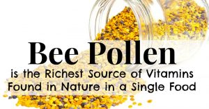 bee pollen weight loss pills